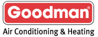 Goodman Air Conditioning And Heating Logo